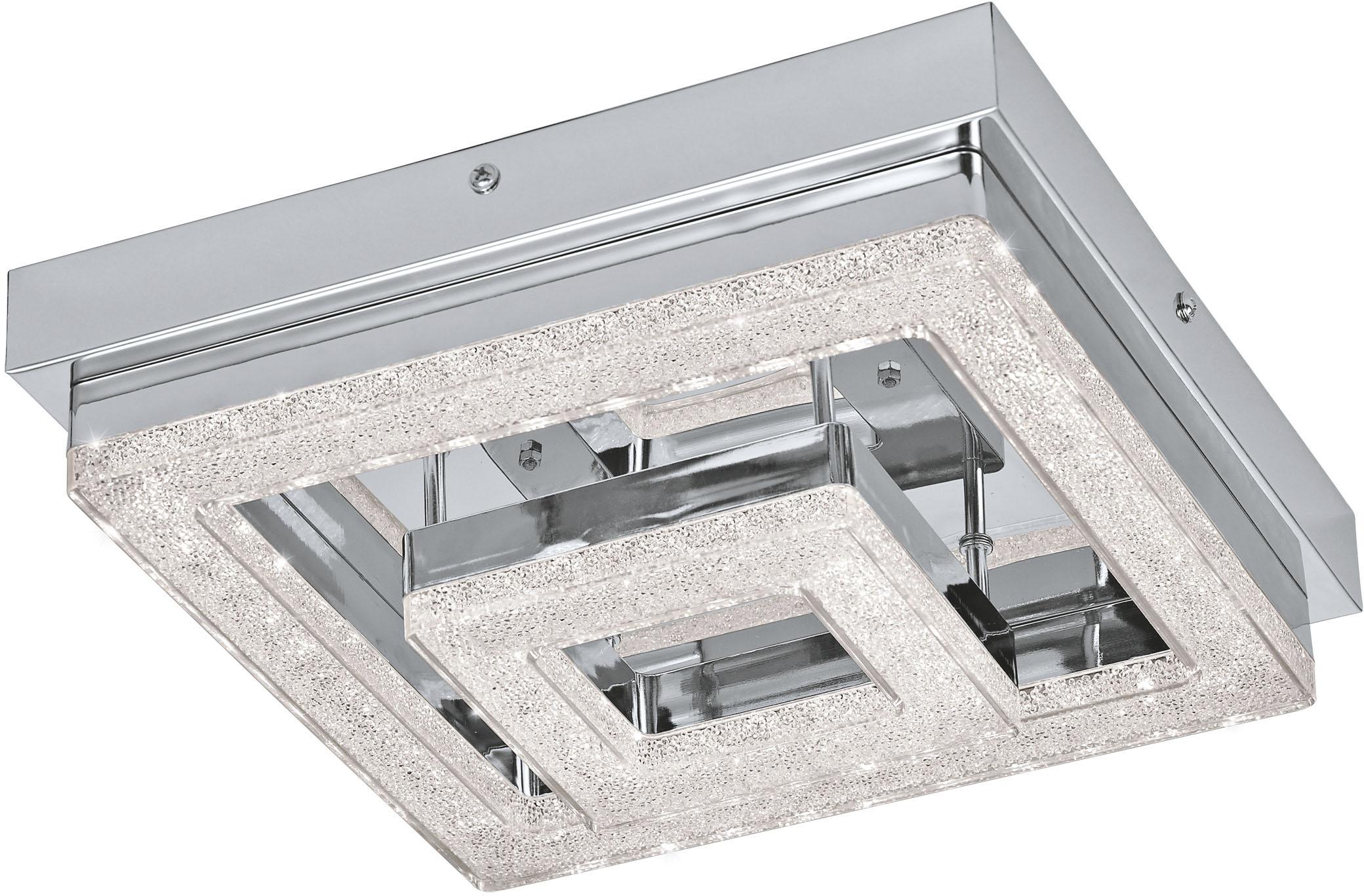 EGLO LED Deckenleuchte FRADELO, LED-Board, Warmweiß, LED Deckenlampe