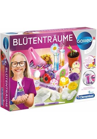 """Clementoni® Experimentierkasten """"Galileo Blütenträume"""" kaufen"""