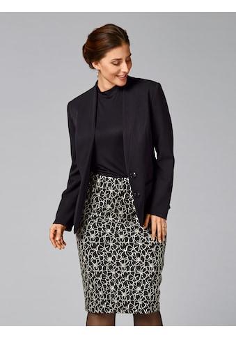 Sara Lindholm by Happy Size Kurzblazer kaufen