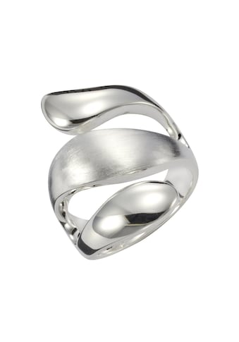 Vivance Fingerring »925/- Sterling Silber rhodiniert«, Ring kaufen