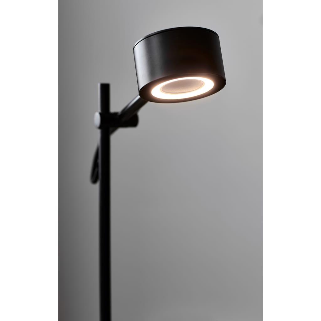 Nordlux LED Tischleuchte »CLYDE«, LED-Modul, Warmweiß, inkl. LED, inkl. Dimmer für Stimmungslicht, verstellbar, 5 Jahre LED Garantie
