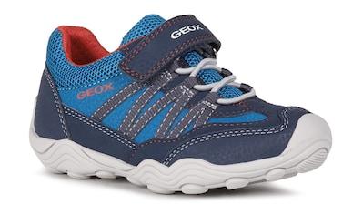 Geox Kids Sneaker »TAWIS BOY«, mit gepolstertem Schaftrand kaufen