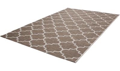 calo-deluxe Teppich »Perugia 1030«, rechteckig, 7 mm Höhe, In- und Outdoor geeignet,... kaufen