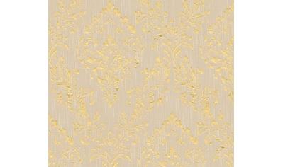 Architects Paper Textiltapete »Metallic Silk«, Barock-matt-glänzend, mit Ornamenten kaufen