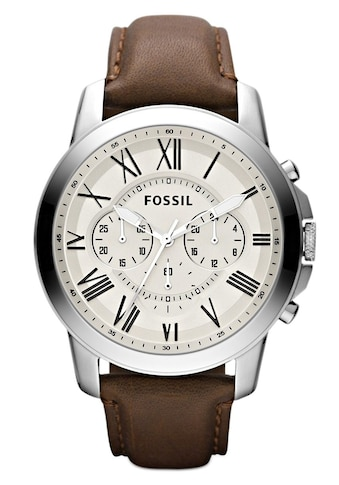 Fossil Chronograph »GRANT, FS4735IE« kaufen