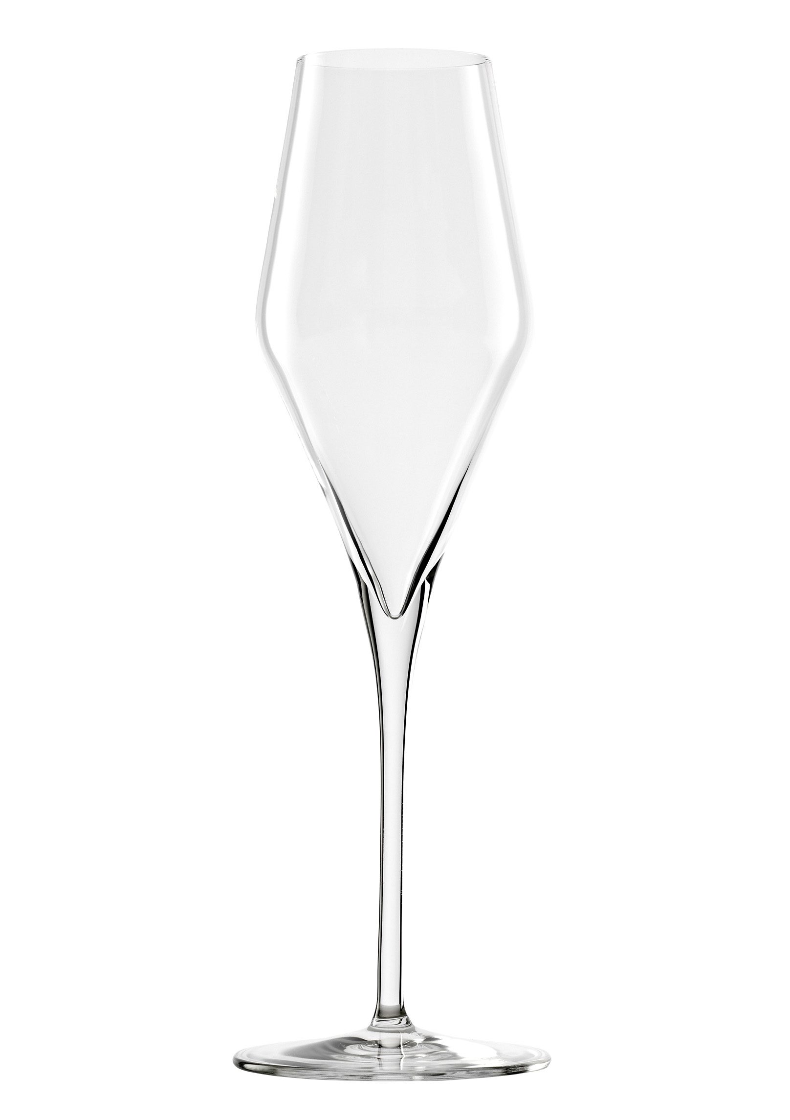 Stölzle Champagnerglas QUATROPHIL, (Set, 6 tlg.) farblos Kristallgläser Gläser Glaswaren Haushaltswaren