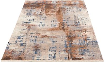 Teppich, »Bulan«, my home, rechteckig, Höhe 6 mm, maschinell gewebt kaufen