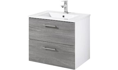 welltime Waschtisch »Trento«, Badmöbel in Breite 60 cm kaufen