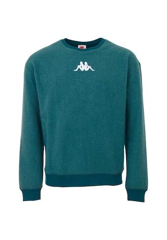Kappa Sweatshirt »AUTHENTIC FIONN«, in aussen angerauter Sweatqualit&auml;t<br /> kaufen