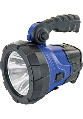 Schwaiger LED Camping Lampe mit Solar Akku Taschenlampe Handstrahler »mit Tragegriff, Standfuß« kaufen