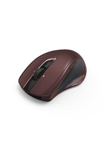 Hama PC Funk Maus, kabellose Laser Computermaus, Auto-dpi/Silent kaufen