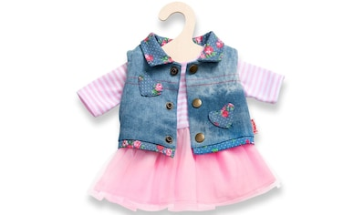 """Heless Puppenkleidung """"Tüllkleid mit Jeansweste"""", (Set, 2 - tlg.) kaufen"""