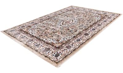 Teppich, »Isfahan 740«, Obsession, rechteckig, Höhe 11 mm, maschinell gewebt kaufen