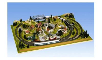 """NOCH Modelleisenbahn - Fertiggelände """"Schönmühlen"""", Spur H0 kaufen"""