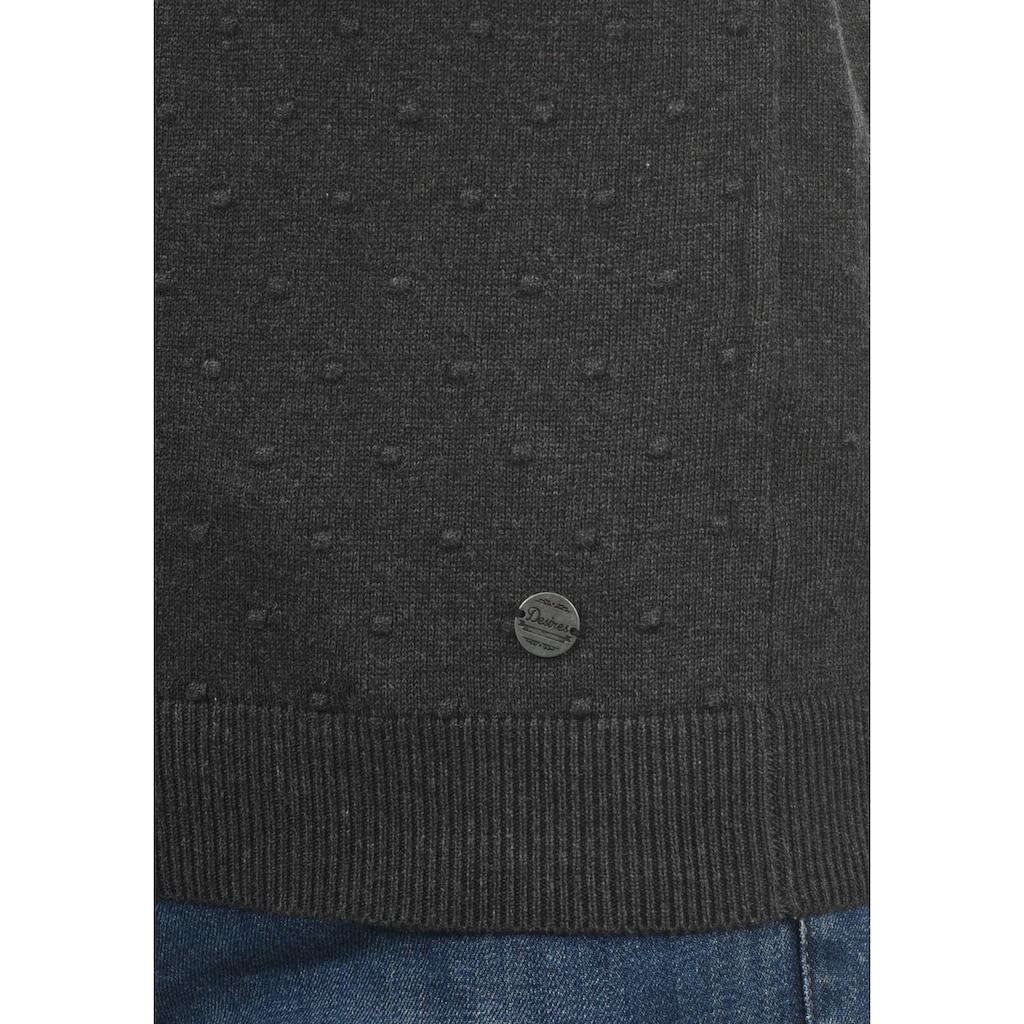 DESIRES Strickpullover »Kiki«, Strickpulli aus 100% Baumwolle