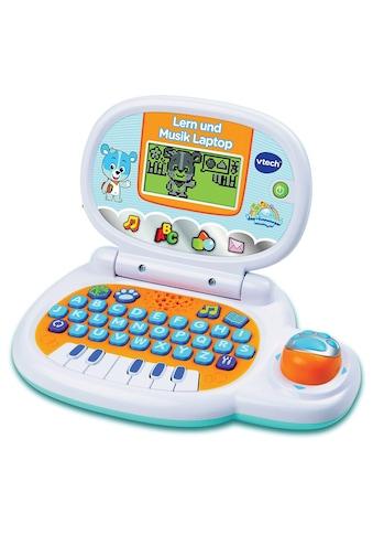 Vtech® Kindercomputer »Lern und Musik Laptop« kaufen
