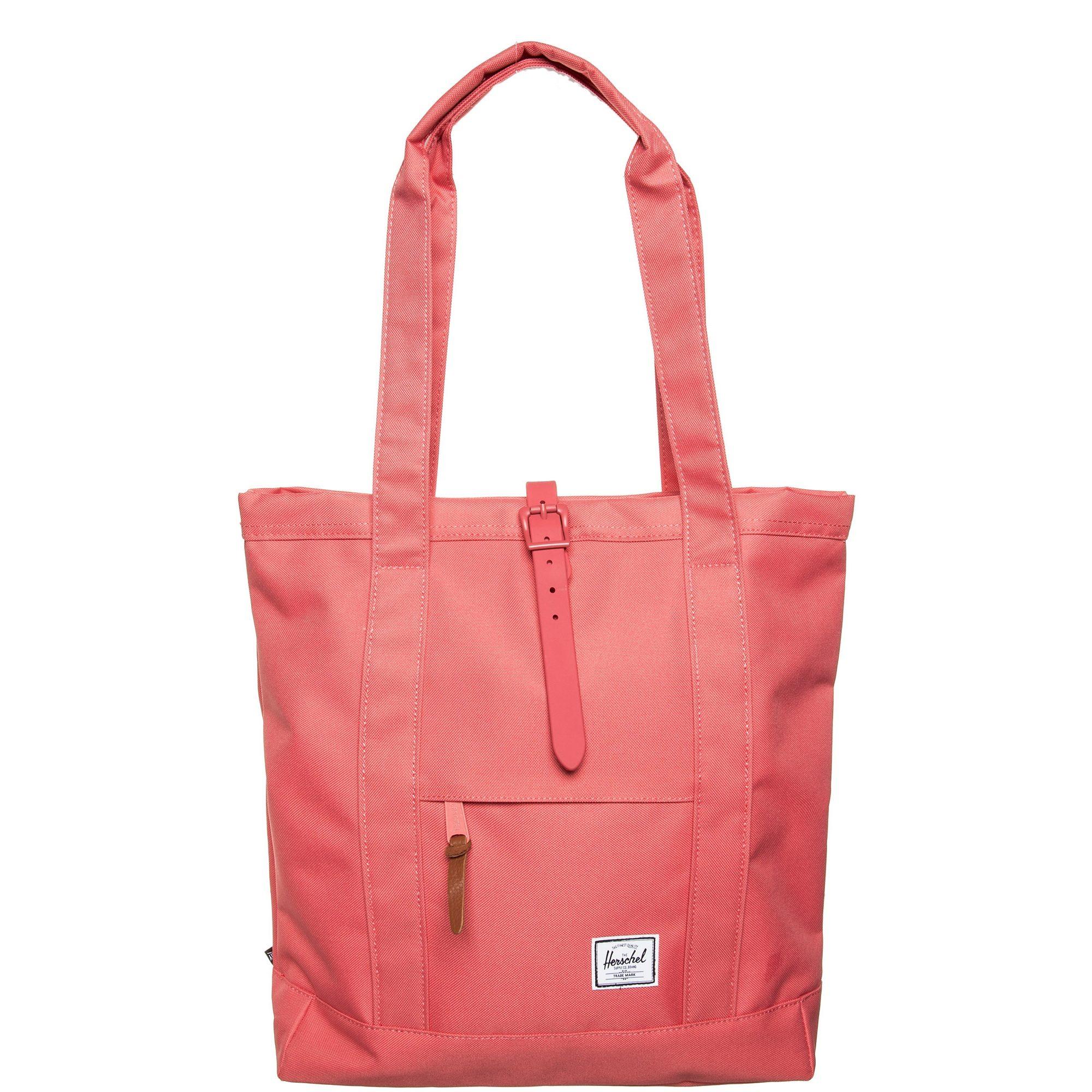 Herschel Market XL Shopper Tasche rosa