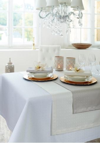 Tischdecke, »Damast, 3815 Petito«, Curt Bauer (1 - tlg.) kaufen