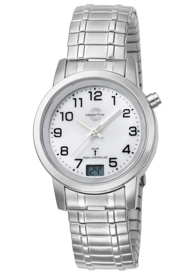 MASTER TIME Funkuhr MTLA-10307-12M   Uhren > Funkuhren   Master Time