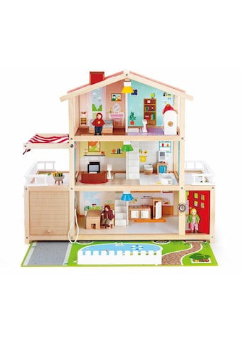"Hape Puppenhaus ""Puppen - Villa"" kaufen"