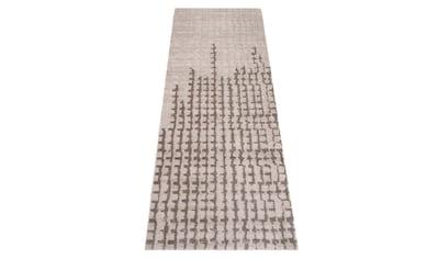 ELLE Decor Läufer »Contrast«, rechteckig, 7 mm Höhe, waschbarer Teppichläufer,... kaufen