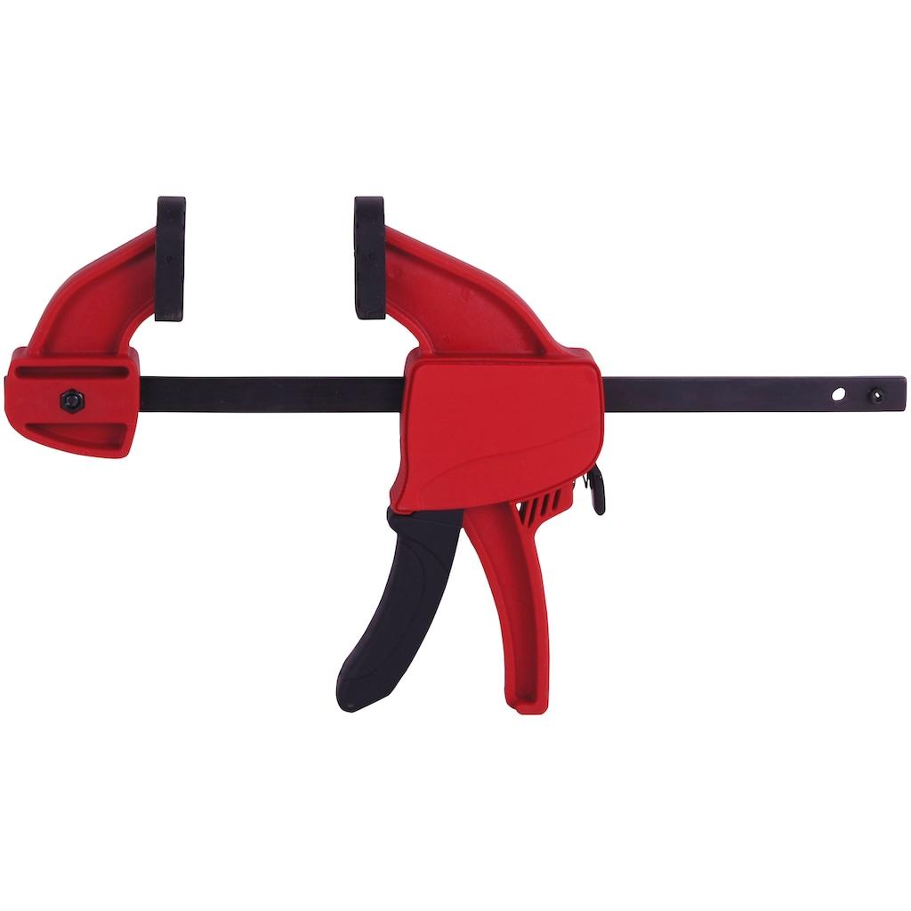 Connex Schraubzwinge »Mini-Spann- & Spreizwinge«, Spannweite 0 - 300 mm
