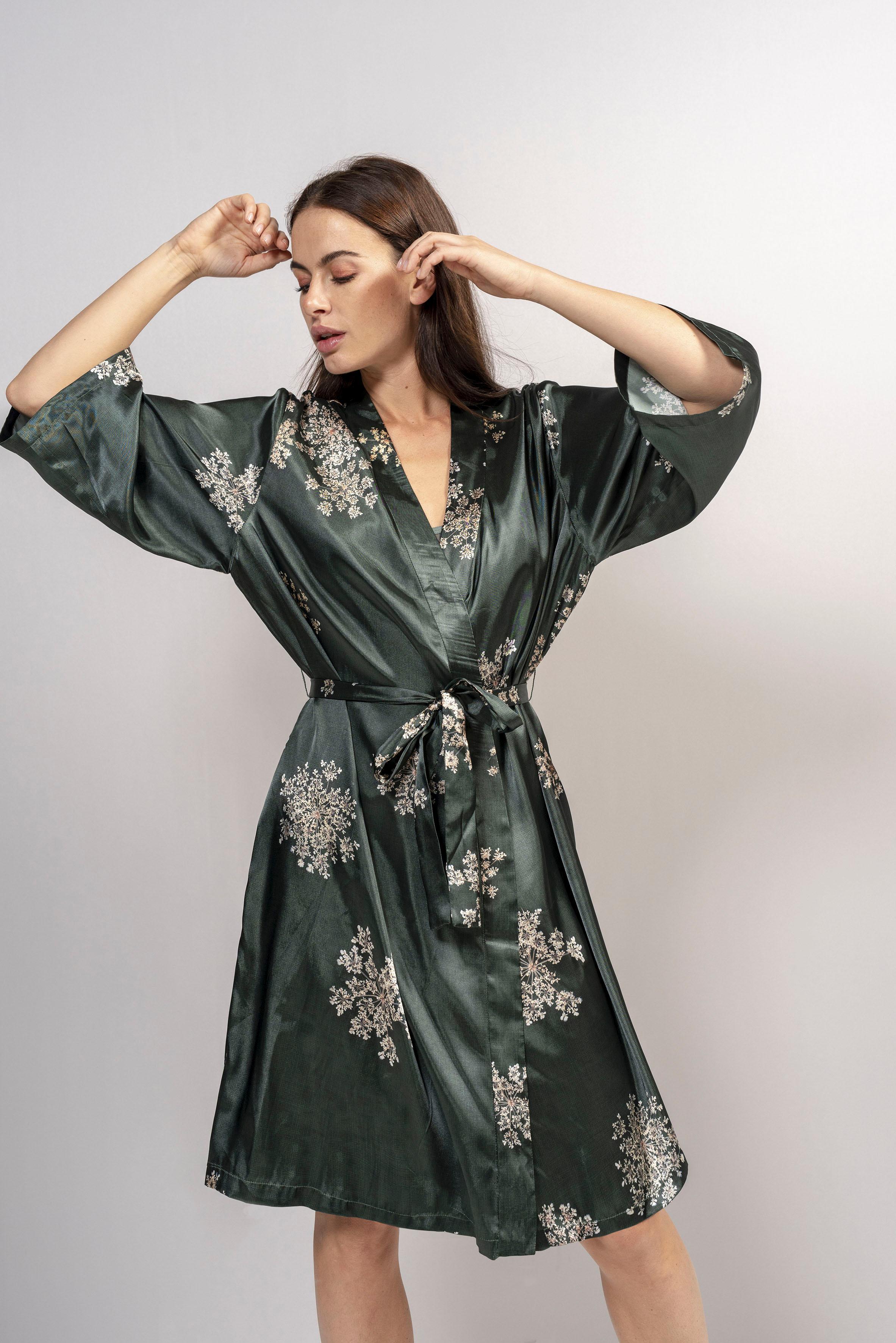 Kimono Sarai Lauren Essenza | Bekleidung > Homewear > Kimonos | Essenza