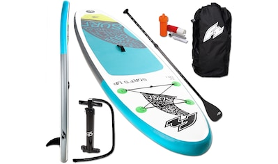 F2 Inflatable SUP - Board »F2 Surf's Up Kids«, (Set, 5 - tlg.) kaufen