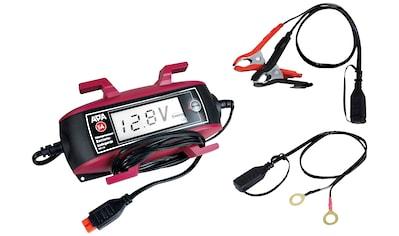 APA Batterie-Ladegerät, 5000 mA, mit Kabelaufroller und großem Display kaufen
