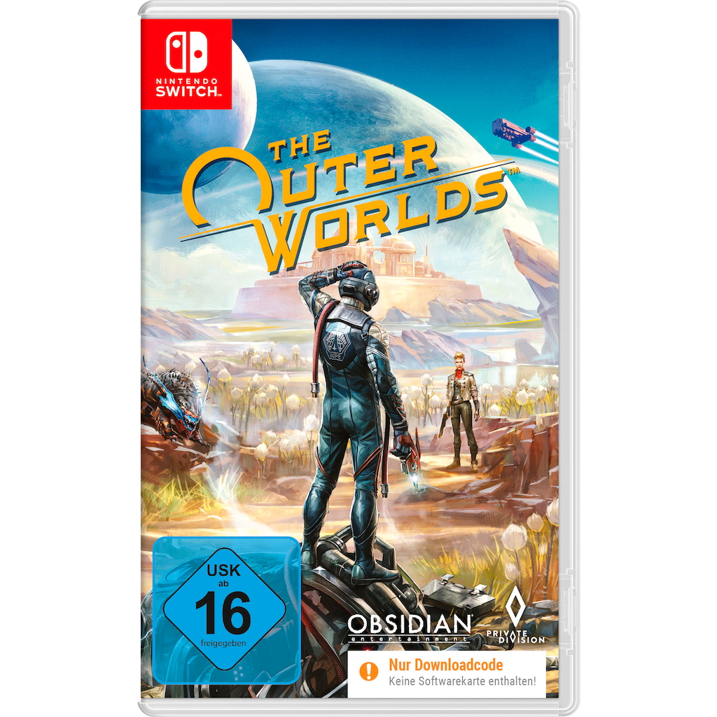 Take 2 Spiel »The Outer Worlds«, Nintendo Switch