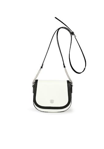 Basler Handtasche in monochromem Design mit Magnetverschluss kaufen