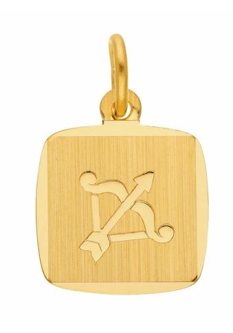Adelia´s Kettenanhänger »333 Gold Sternzeichen Anhänger Schütze« kaufen