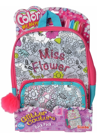"""SIMBA Kreativset """"Color Me Mine, Glitter Couture Back Pack"""" kaufen"""
