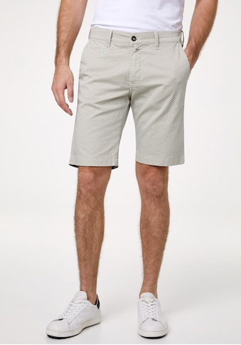 Pierre Cardin Chino Shorts mit Ornament Print kaufen