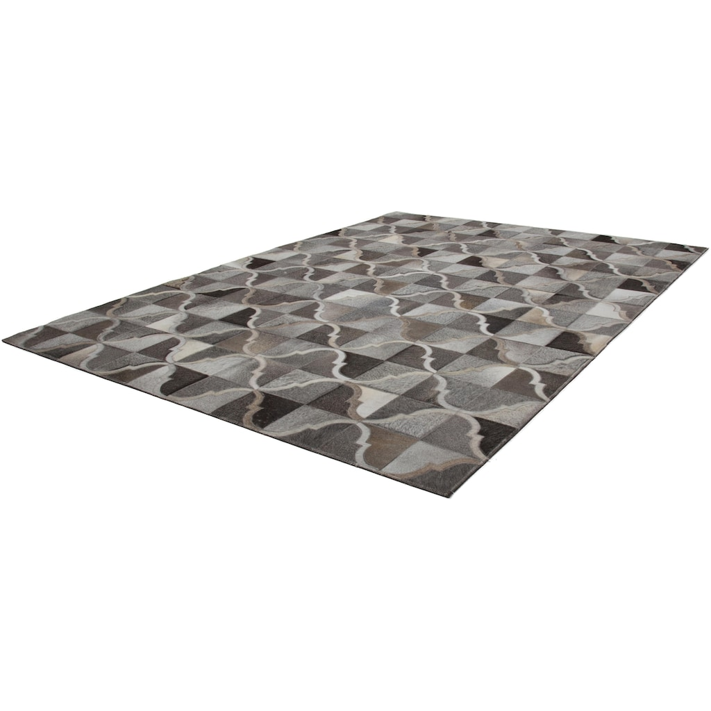 Fellteppich, »Lavish 310«, Kayoom, rechteckig, Höhe 8 mm, handgewebt