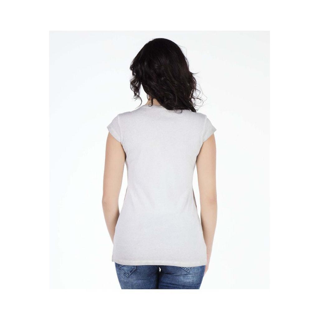 Cipo & Baxx T-Shirt, mit tollem Frontprint