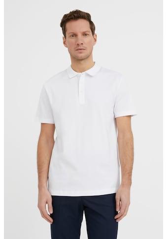 Finn Flare Poloshirt »-«, mit klassischem Polokragen kaufen