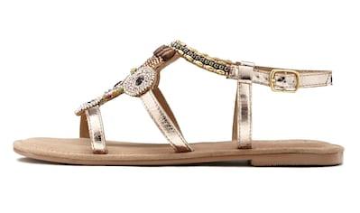 LASCANA Sandale, aus Leder kaufen
