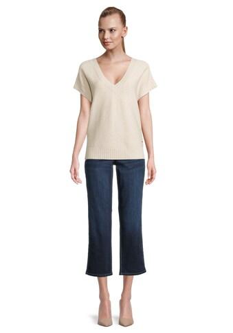 Betty&Co V-Ausschnitt-Pullover »ohne Arm« kaufen