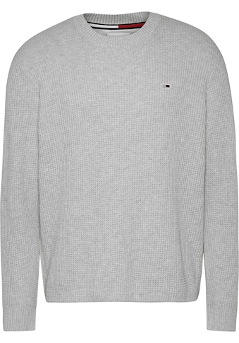 Tommy Jeans Strickpullover »TJM HONEYCOMB SWEATER« kaufen