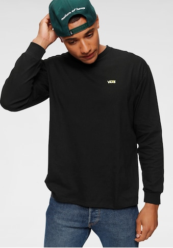 Vans Langarmshirt »LEFT CHEST HIT LS« kaufen