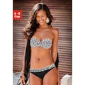 LASCANA Bandeau-Bikini-Top »Belize«, im Ethno-Design