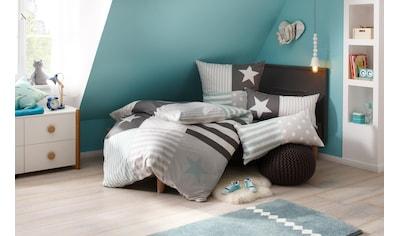 Kinderbettwäsche »Stern«, Lüttenhütt kaufen