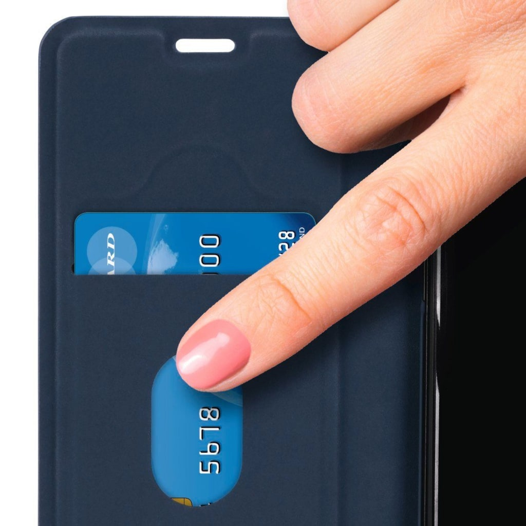 Hama Booklet Hülle Tasche Huawei P smart 2019/Honor 10 Lite