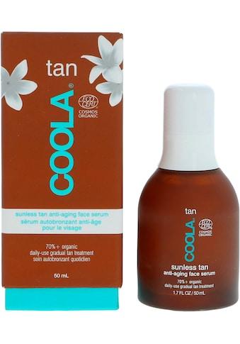 "COOLA Selbstbräunungsserum ""Sunless Tan Anti - Aging Face Serum"" kaufen"