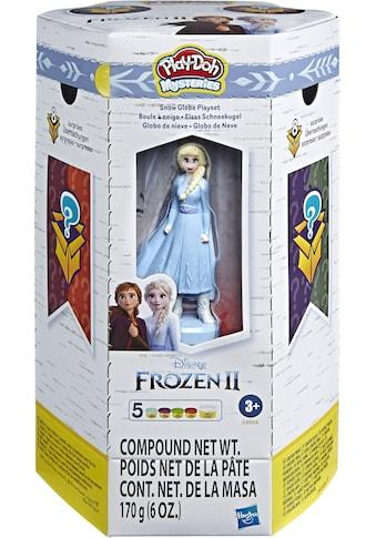 """Hasbro Knete """"Play - Doh Disney Die Eiskönigin 2, Elsas Schneekugel"""" kaufen"""