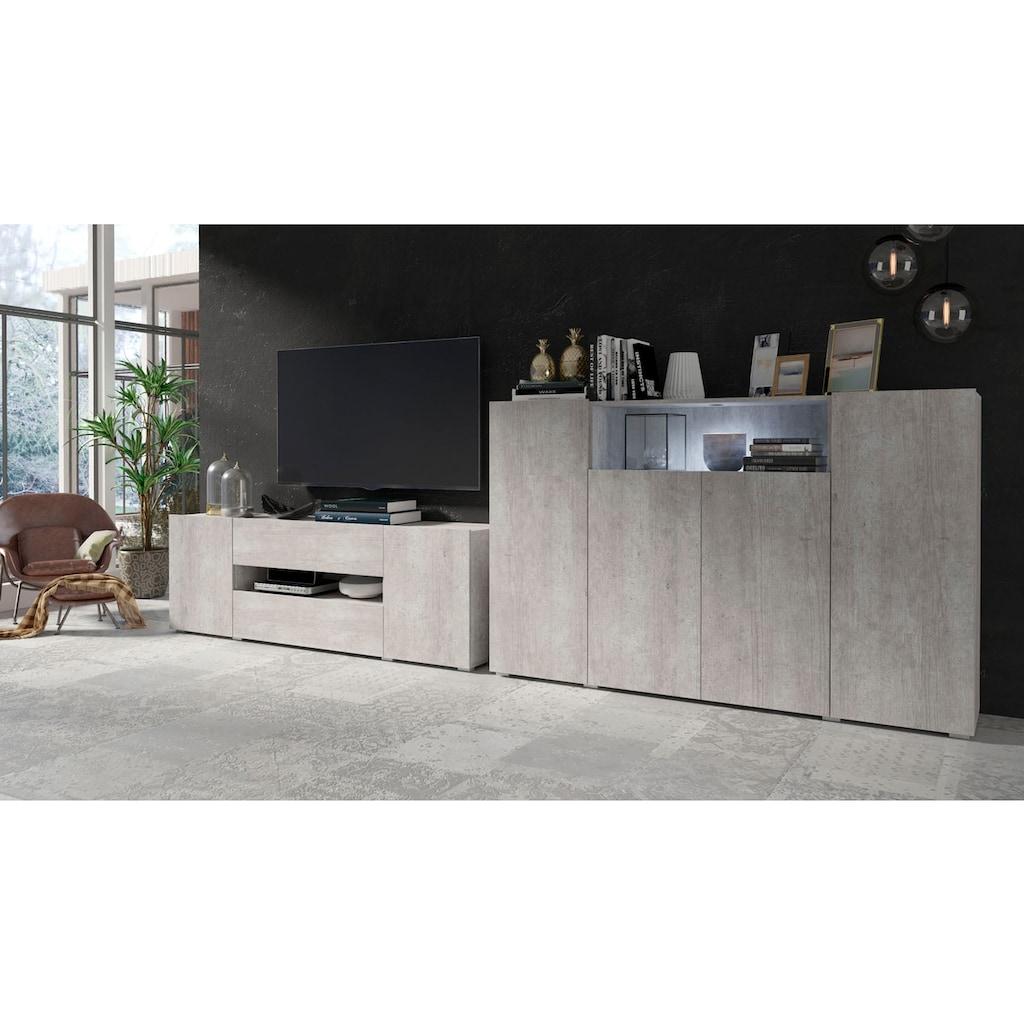 TRENDMANUFAKTUR Hochkommode »DELOS«