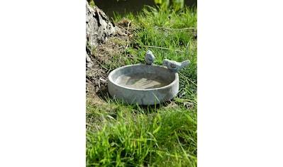 DOBAR Vogeltränke »Pool - Oase«, ØxH: 18x4,5 cm kaufen