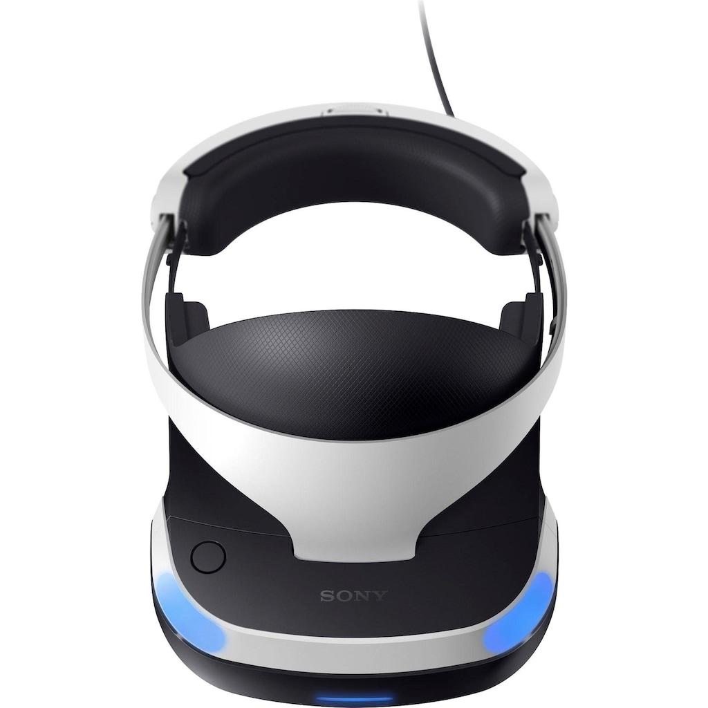 PlayStation 4 Virtual-Reality-Brille »VR Mega Pack 2«, inkl. Kamera und 5 Spiele (Voucher 2.0)