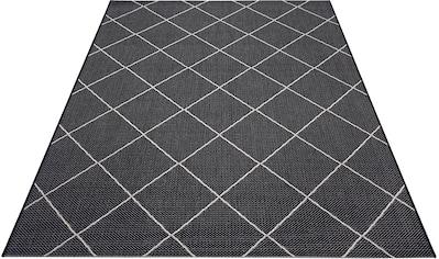 Teppich, »Cason«, Home affaire, rechteckig, Höhe 3 mm kaufen